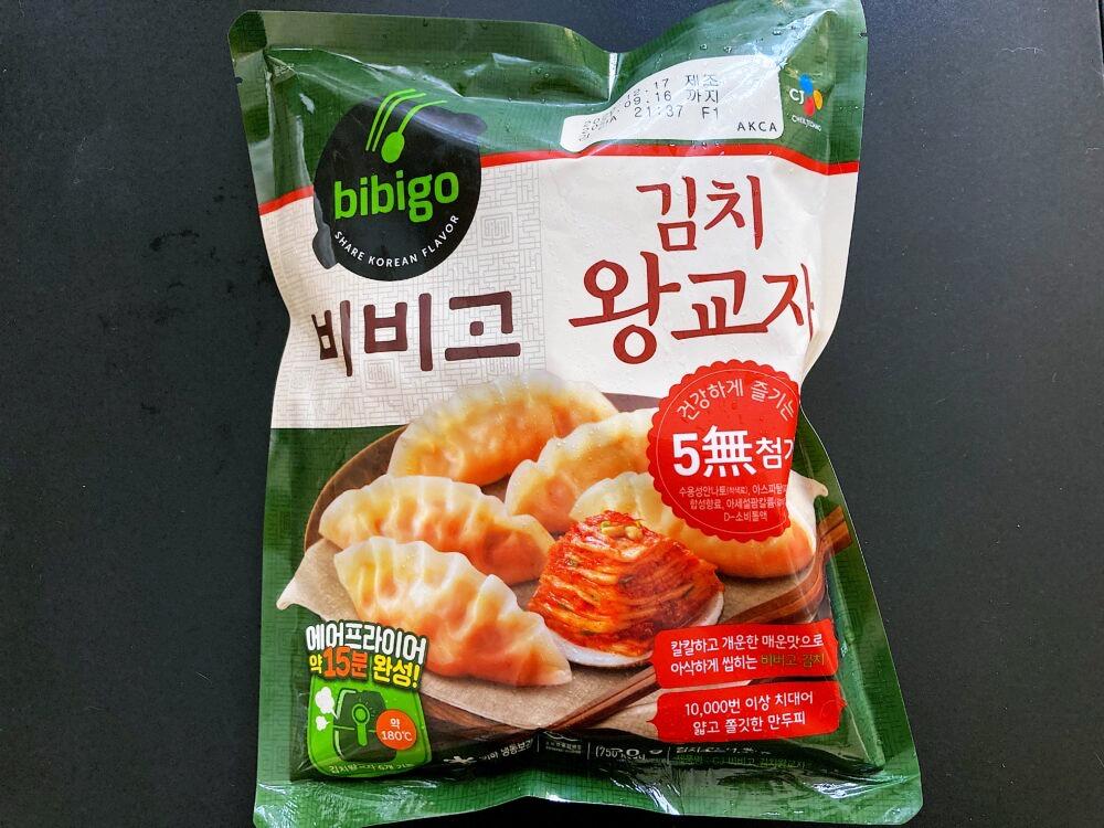 韓国グルメブログ!冷凍餃子