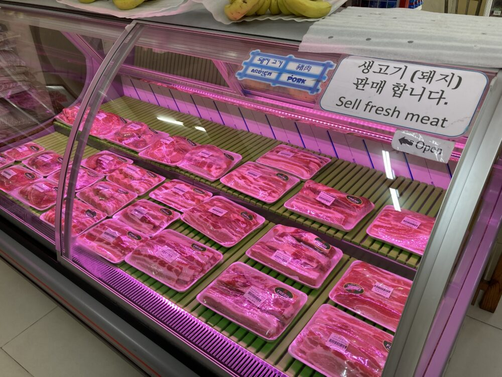 韓国グルメブログ!食材を探し回る日々。